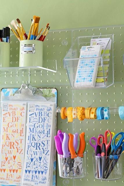 Organizing craft supplies livesimplybyannie - Alkemie blogspot com ...