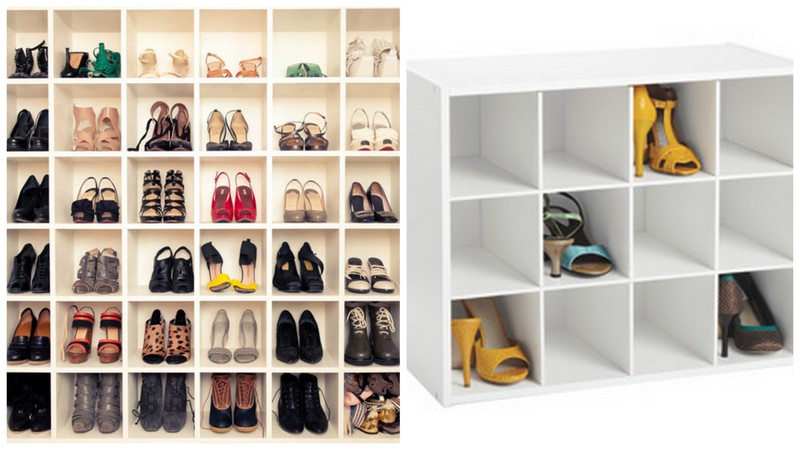 Best Way To Organize  Pairs Of Shoes