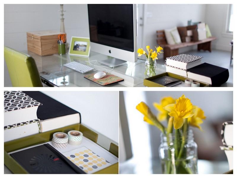 Ariel joseph towne livesimplybyannie - Desk in bedroom feng shui ...