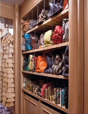 Handbag Storage Demystified Live Simply By Annie