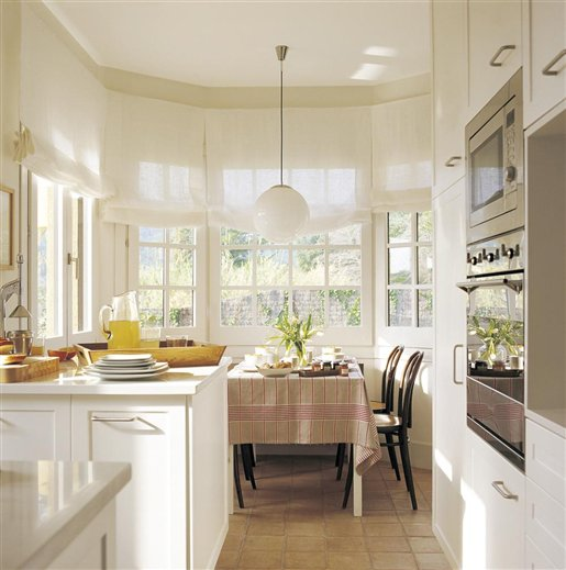 The breakfast nook live simply by annie - Office de cocina ...