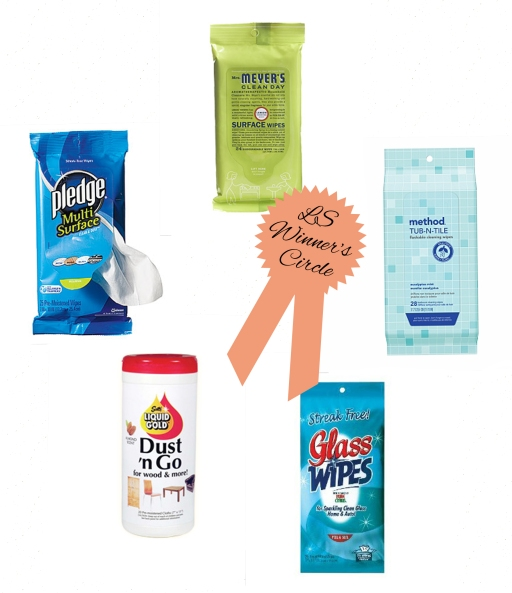 Live Simply All Star Cleaning Wipes Livesimplybyannie