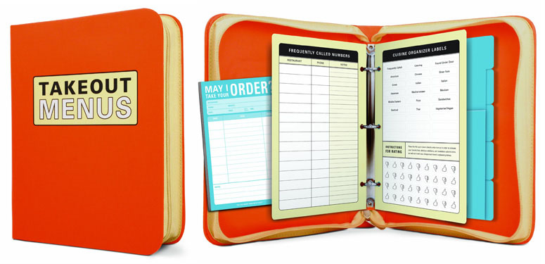 live simply orders in organizing take out menus live simply by annie