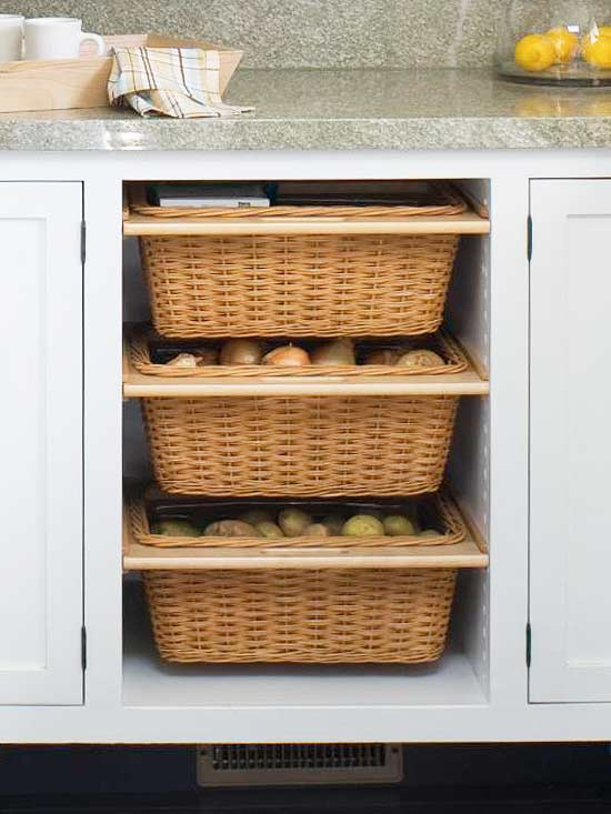 How To Properly Store Potatoes Tomatoes Onion And Garlic